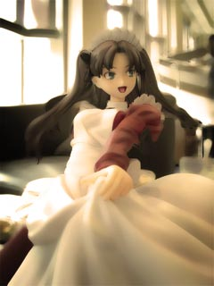 Rin Tohsaka - Fate/Hollow Ataraxia
